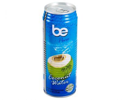 Кокосова вода, натурална, be Pure, 520ml